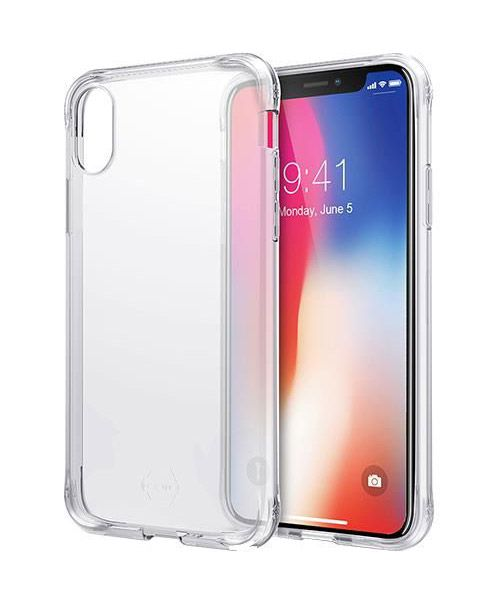CAPA SILICONE IPHONE XS