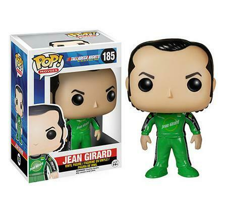 Funko POP  Talladega Nights - Jean Girard