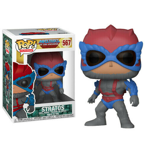 Funko POP Masters of the Universe S2 1 Stratos