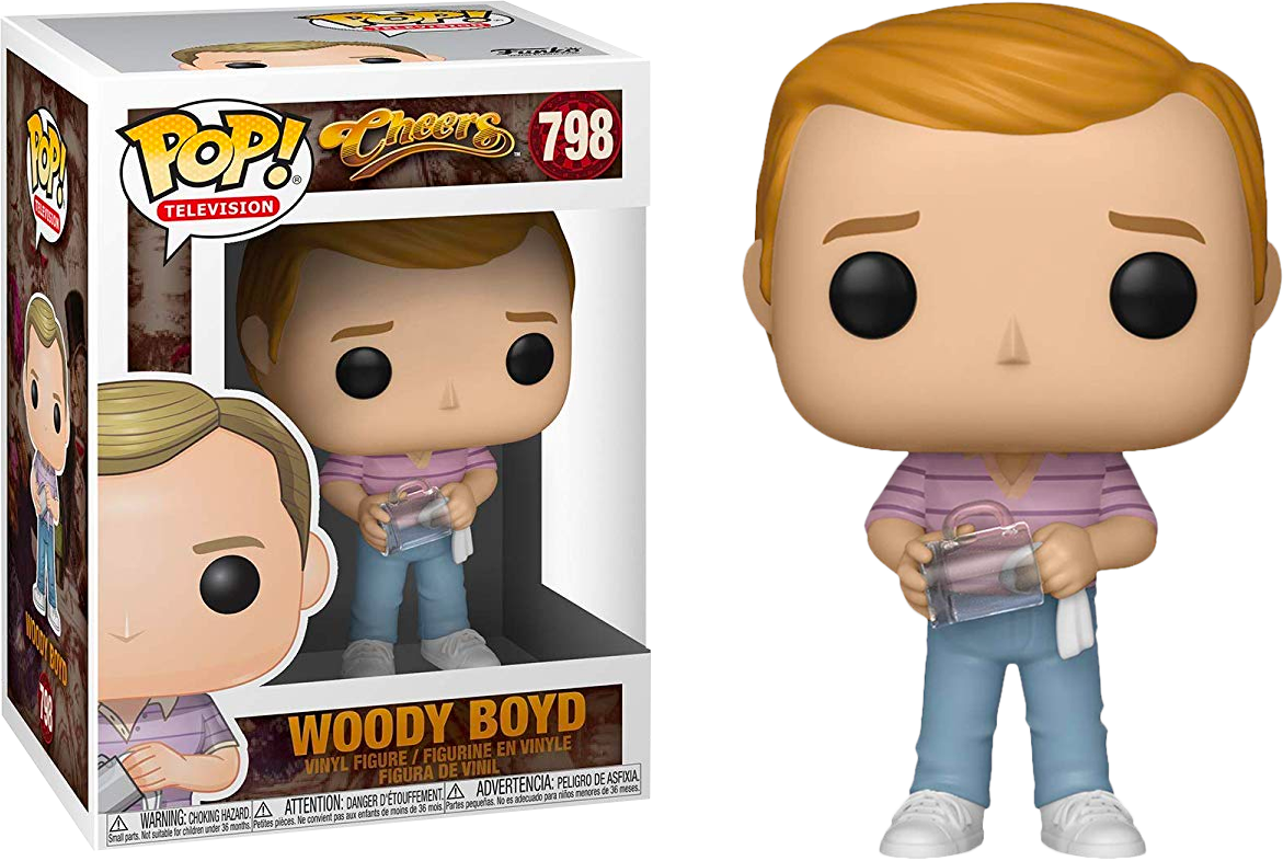 Funko  POP figure Cheers Woody