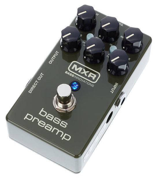 Pedal Bass Preamp M-81